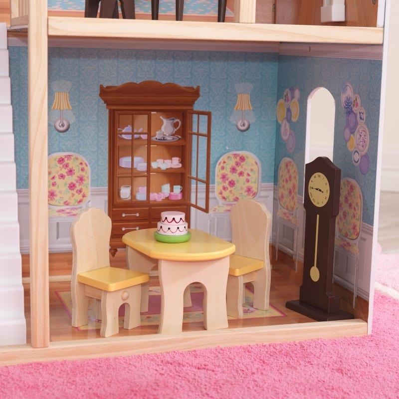 Къща за кукли Барби Маджестик - детска играчка от Kidkraft(7)-bellamiestore