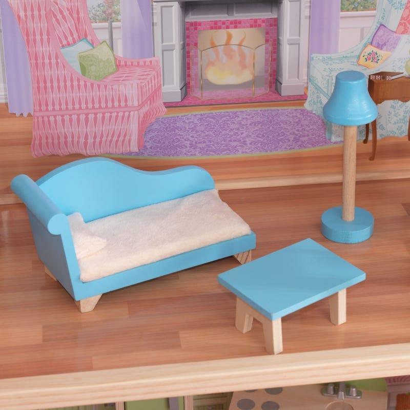 Къща за кукли Барби Маджестик - детска играчка от Kidkraft(6)-bellamiestore