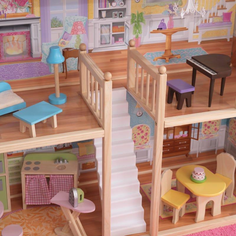 Къща за кукли Барби Маджестик - детска играчка от Kidkraft-bellamiestore