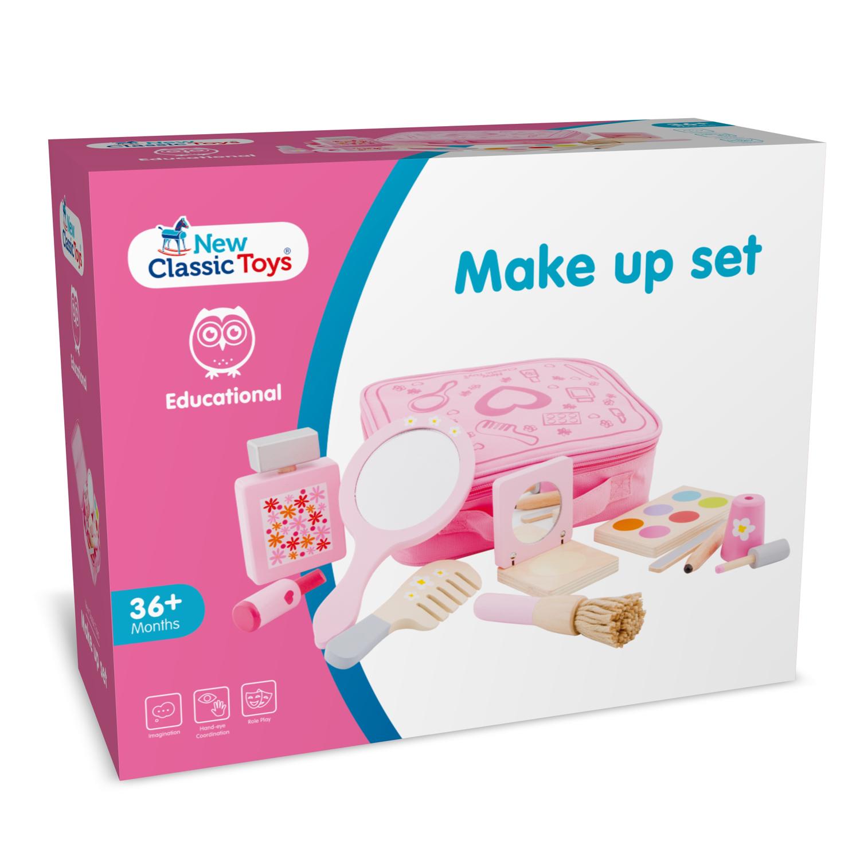Детско козметично несесерче с принадлежности от New classic toys-bellamiestore