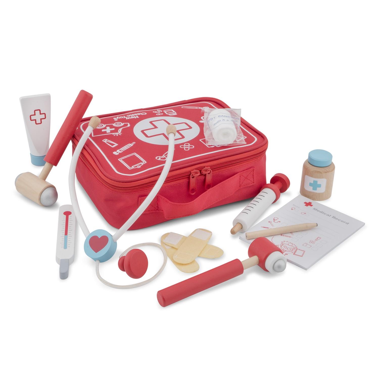 Докторски комплект в куфарче - ролеви игри от New classic toys-bellamie
