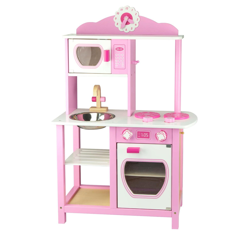 Детска дървена кухня за принцеси от Viga toys-bellamiestore