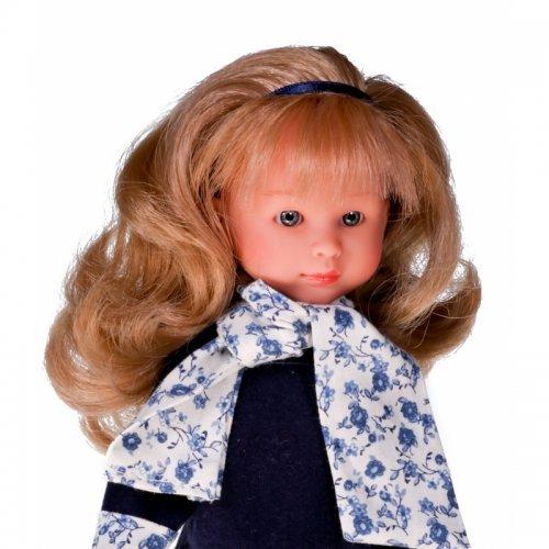 Asi dolls кукла за игра Силия с рокля и шал -30см-bellamiestore