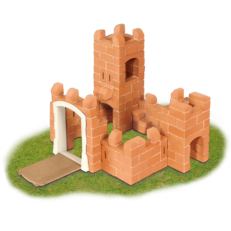 Конструтор с тухли Замък от Teifoc-bellamiestore