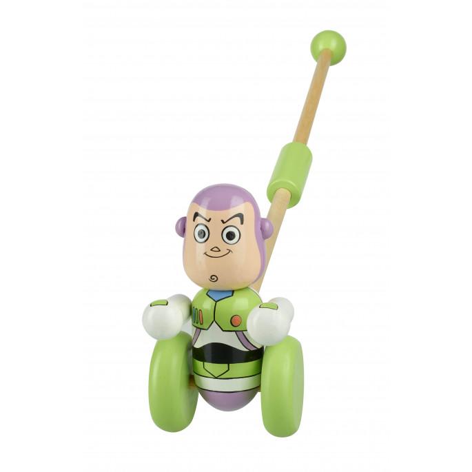 Дървена играчка буталка Бъз Светлинна Година © Disney/Pixar-bellamiestore