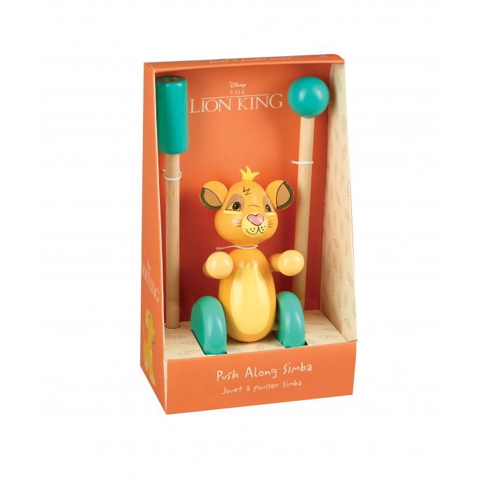 Disney дървена буталка Лъвчето Симба