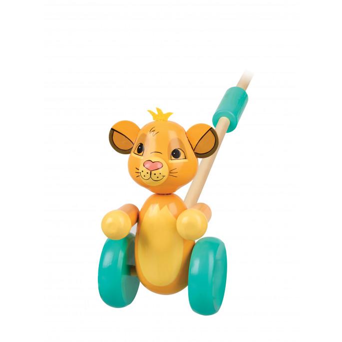 Disney дървена буталка Лъвчето Симба-bellamiestore