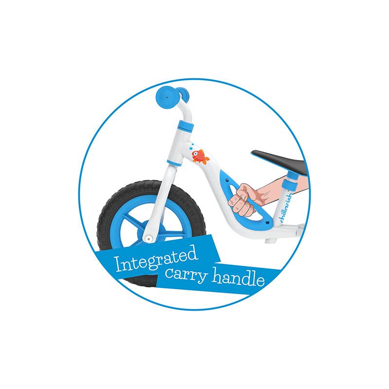 Chillafish Charlie Детско колело за балансиране в синьо-bellamiestore