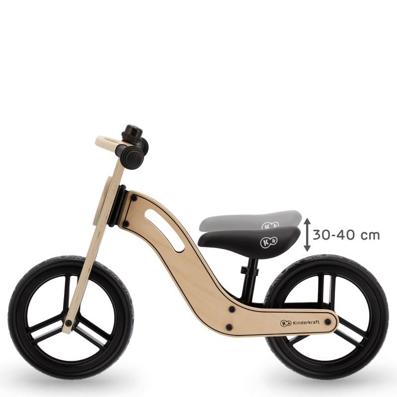 Детско колело за баланс Kinderkraft uniq natural-bellamiestore