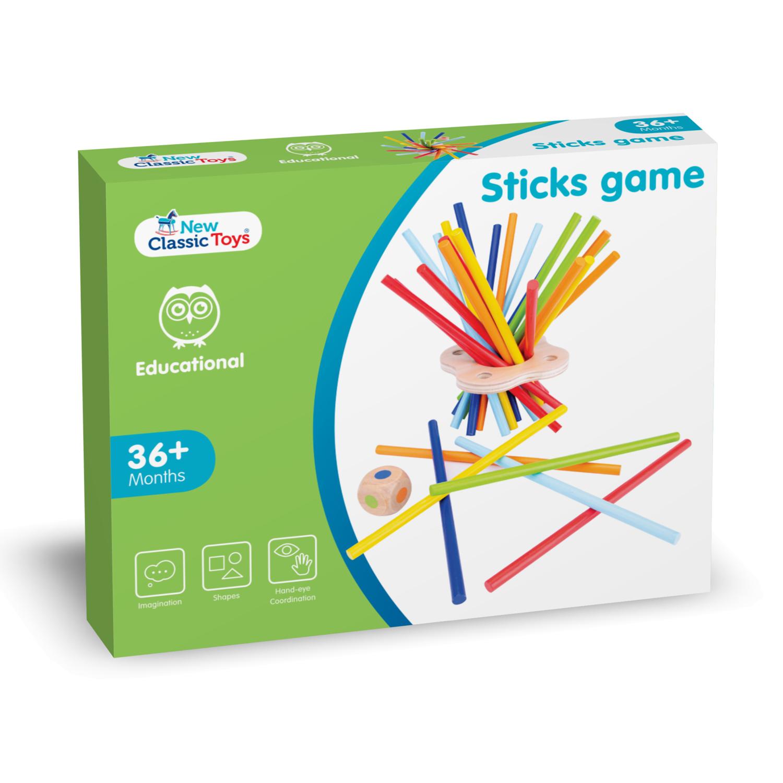 Микадо-настолна игра за сръчност от New classic toys-bellamiestore
