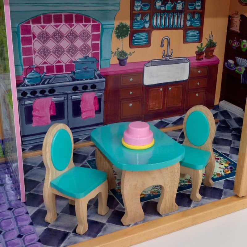 Дървена къща за кукли-Моята мечта от KidKraft-bellamiestore