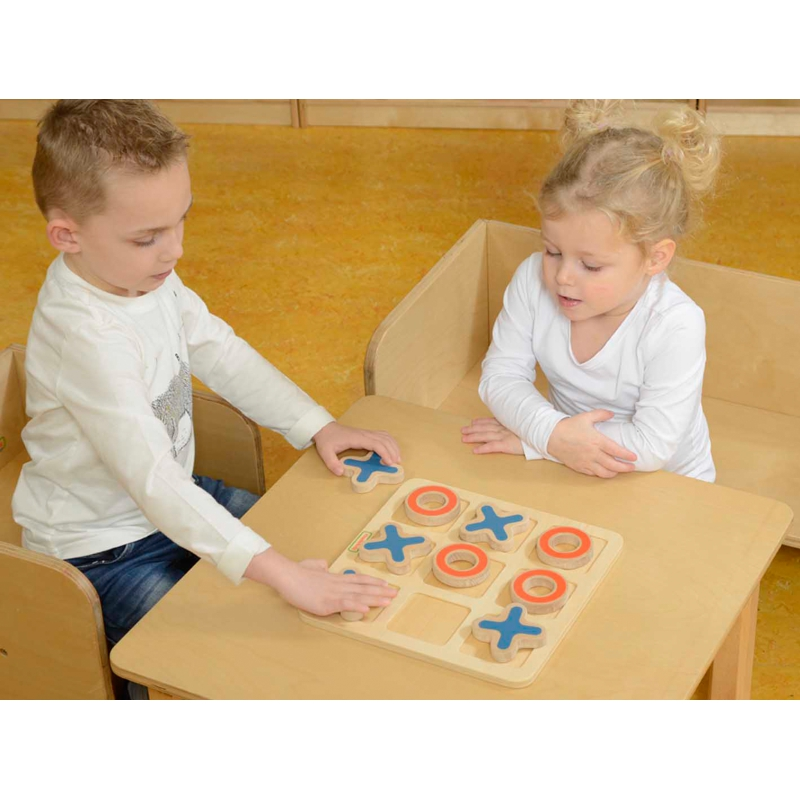 Дървена игра Морски шах - Masterkidz играчки за детски градини-bellamiestore