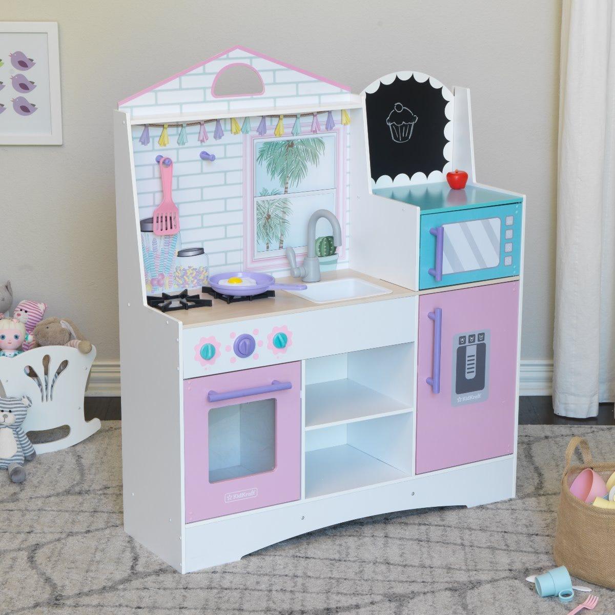 Детска кухня за игра Мечта от KidKraft-bellamiestore