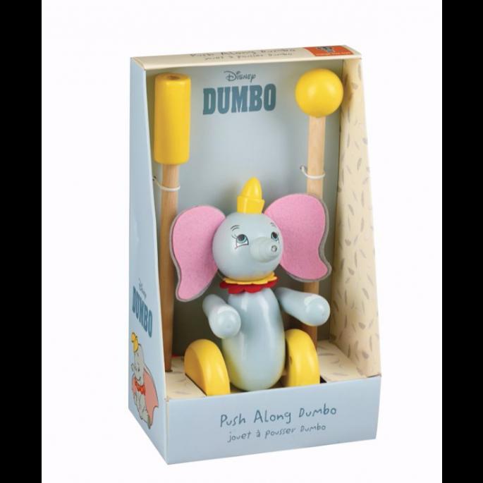 Disney дървена буталка Слончето Дъмбо-bellamiestore