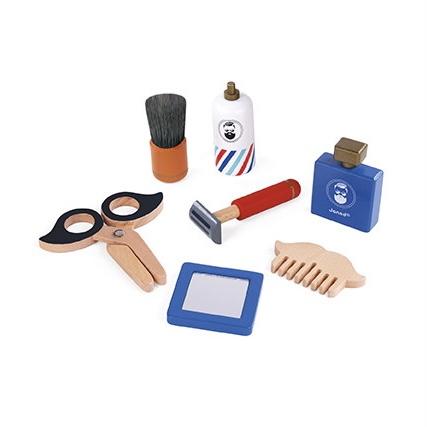 Детска играчка за момчета Сет за бръснене от Janod-bellamiestore