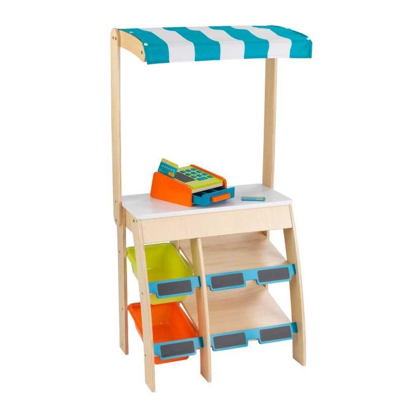 Дървена играчка - Магазин и сергия за игра от Kidkraft-bellamiestore
