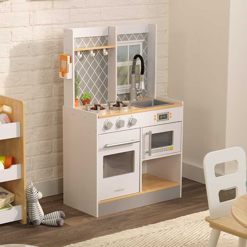 Детска кухня за игра Хайде да готвим -bellamiestore