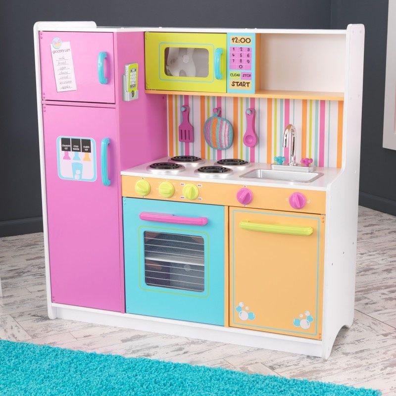KidKraft детска дървена кухня Бон Бон-bellamiestore