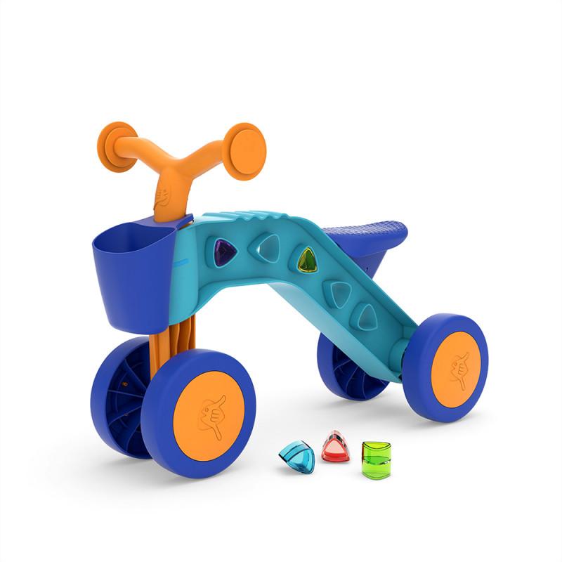 Chillafish детско колело за яздене в оранжево и синьо-bellamiestore