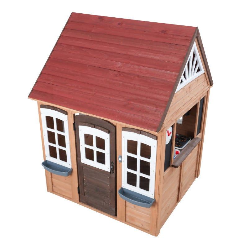 Детска дървена къщичка за градината от Kidkraft-bellamiestore