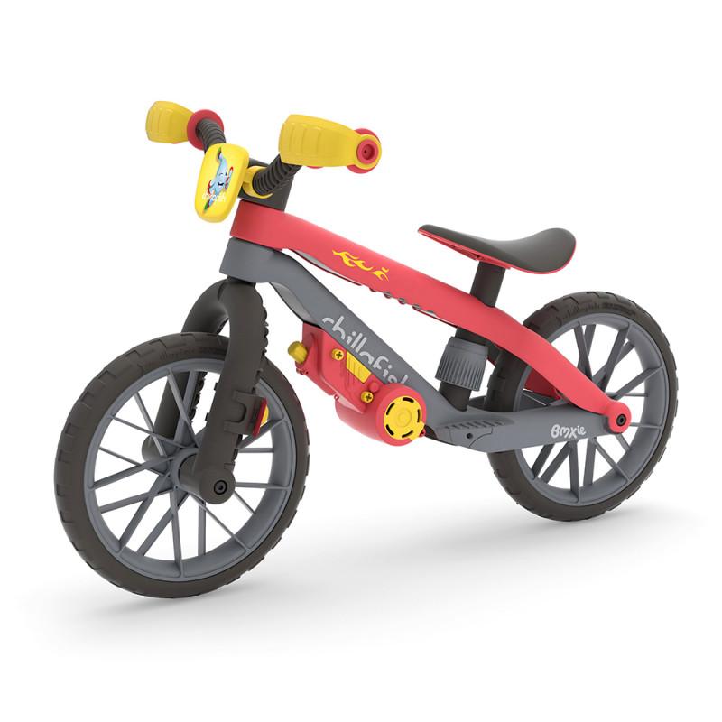 Детско колело за балансиране BMXIE Мото в червено-bellamiestore