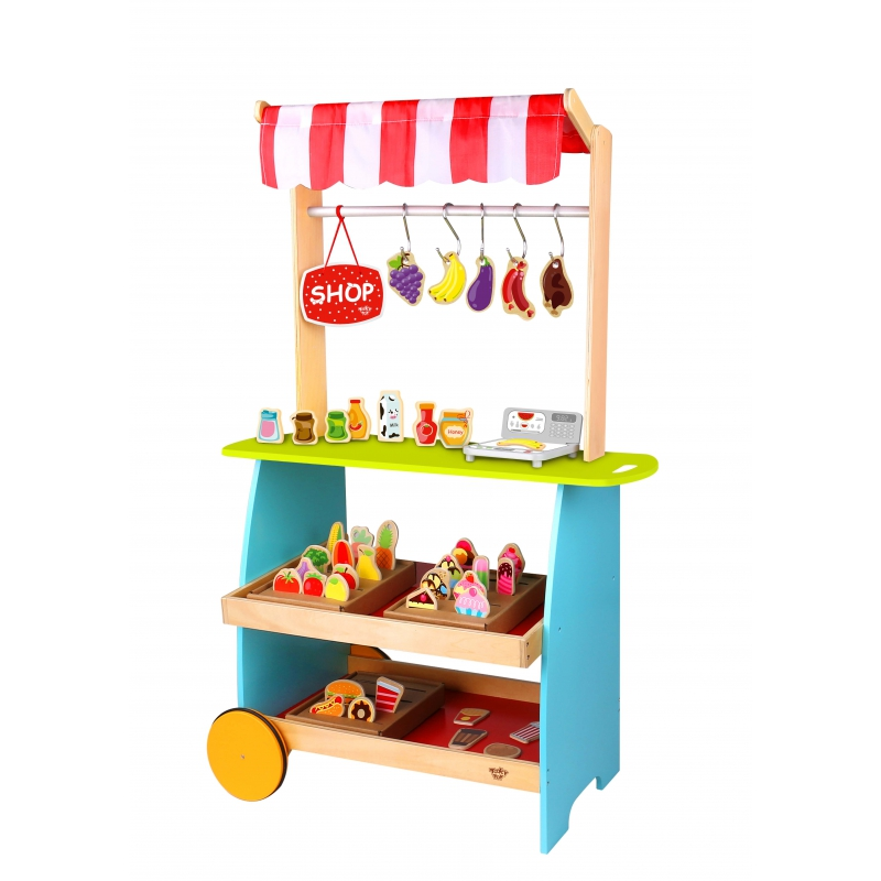 Магазин - Сергия за сладолед от Tooky toy-bellamiestore