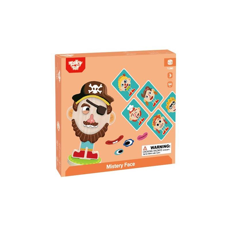 Образователна игра -Познай Кой съм аз-bellamiestore