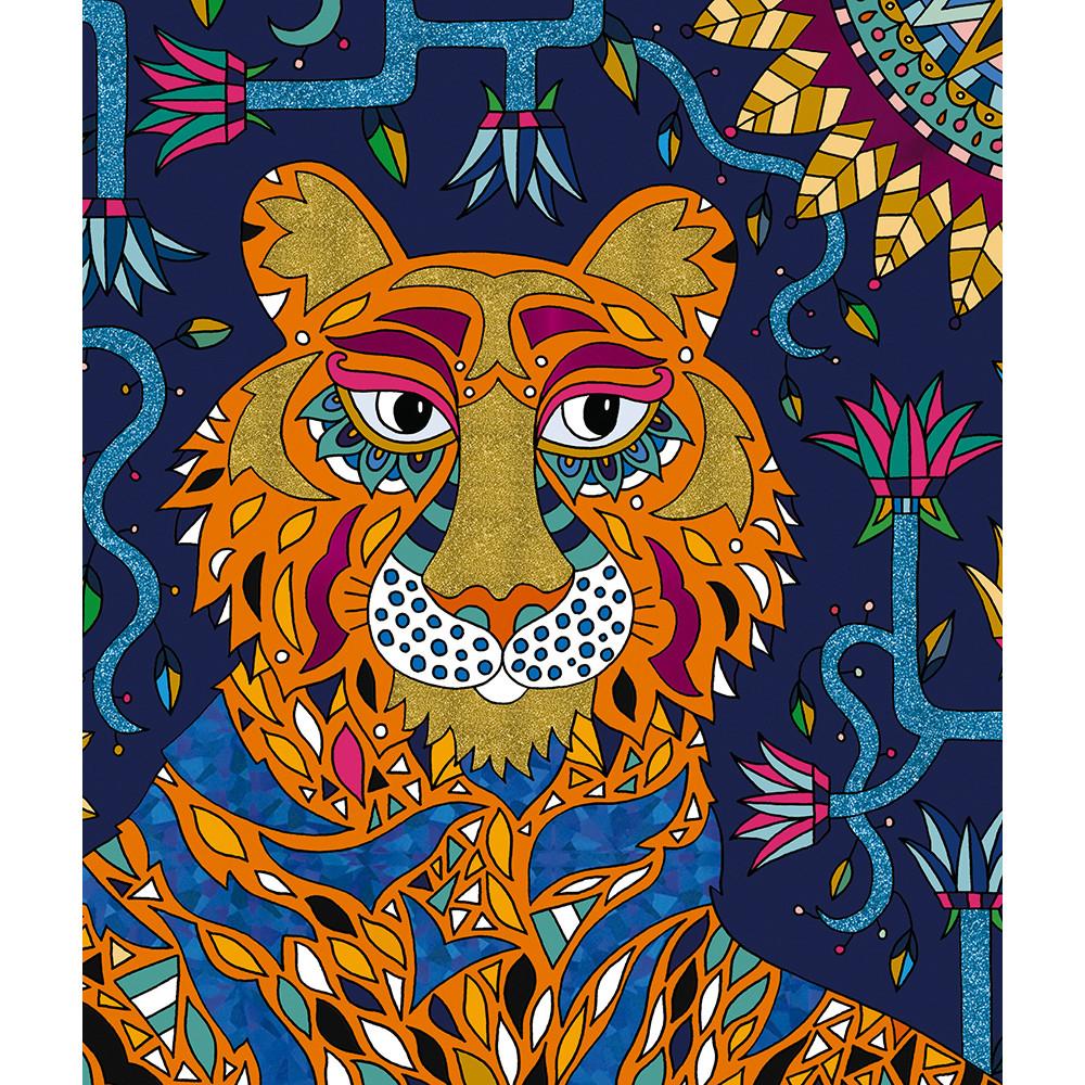 Janod творчески комплект Тропически блясък-bellamiestore