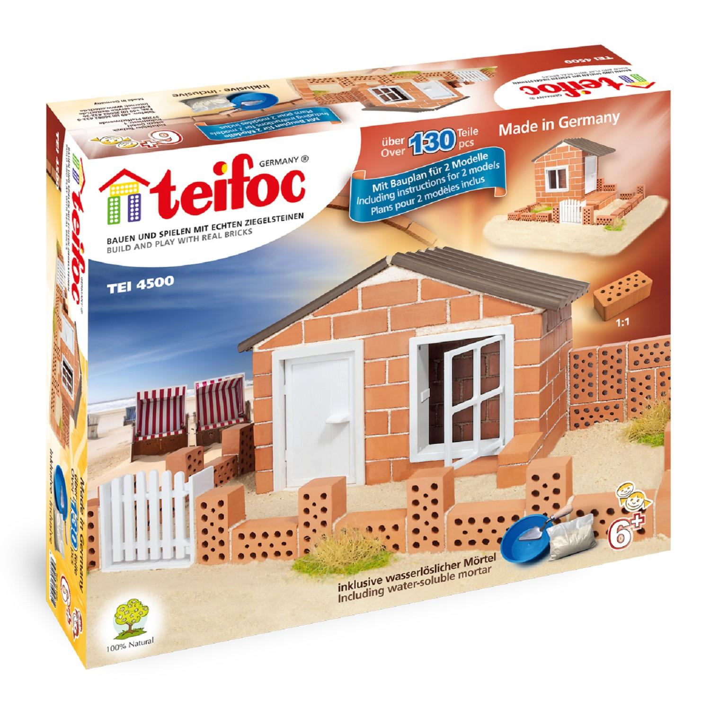 Teifoc конструктор за деца - Лятна къща-bellamiestore