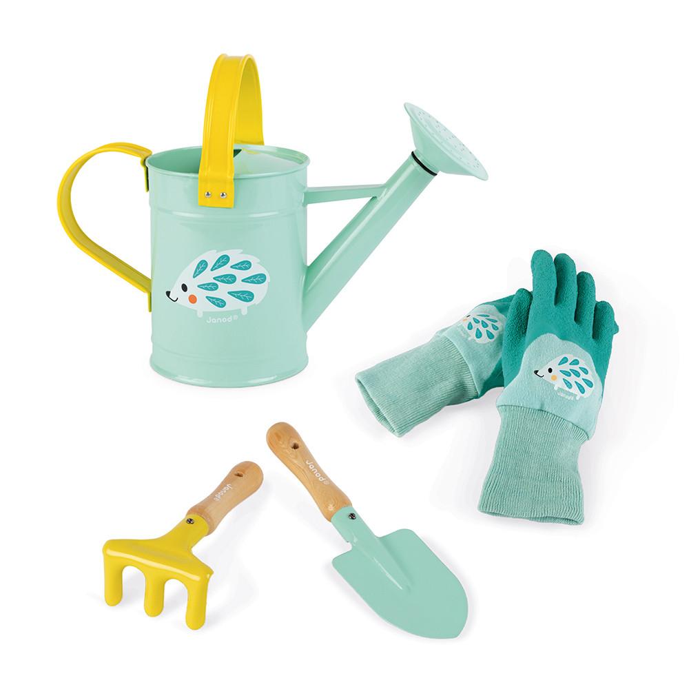 Детски комплект градински инструменти от Janod-bellamiestore