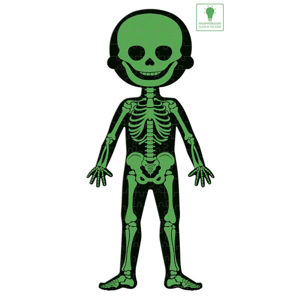 Образователен детски пъзел - Човешкото тяло от Janod-bellamiestore