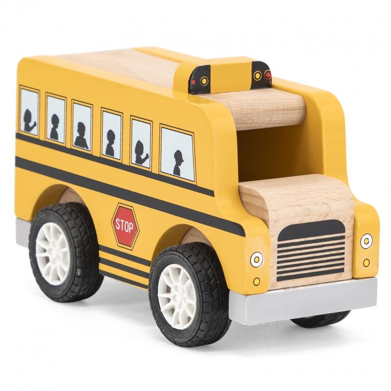 Детска играчка за момчета автобус от Viga toys-bellamiestore