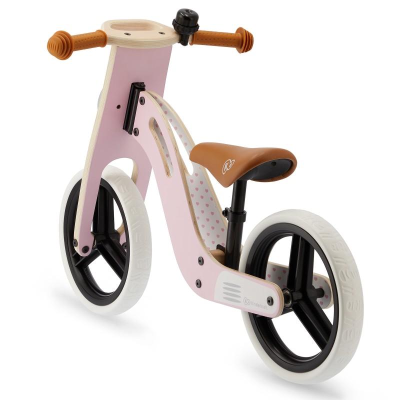 Детско колело за баланс - Kinderkraft Uniq Pink-bellamiestore