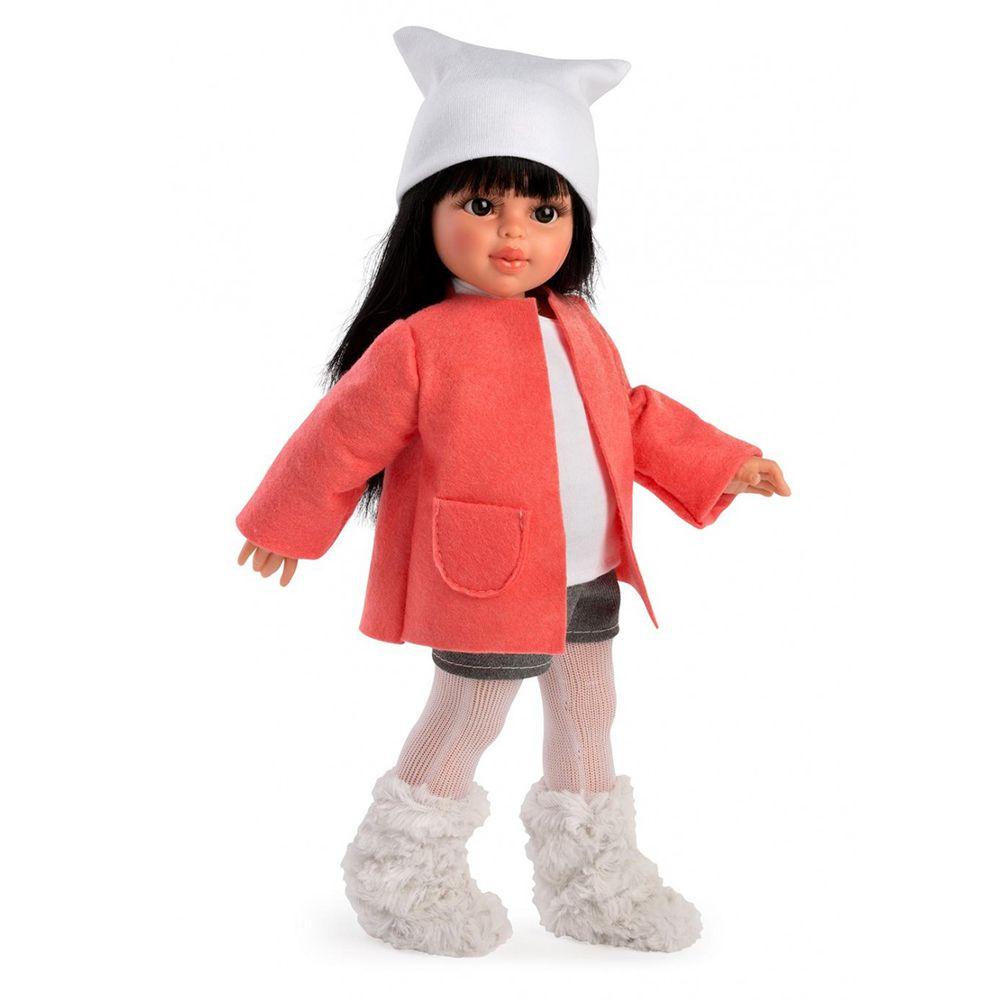 Asi Dolls Кукла Сабрина с палто и шапка-bellamiestore