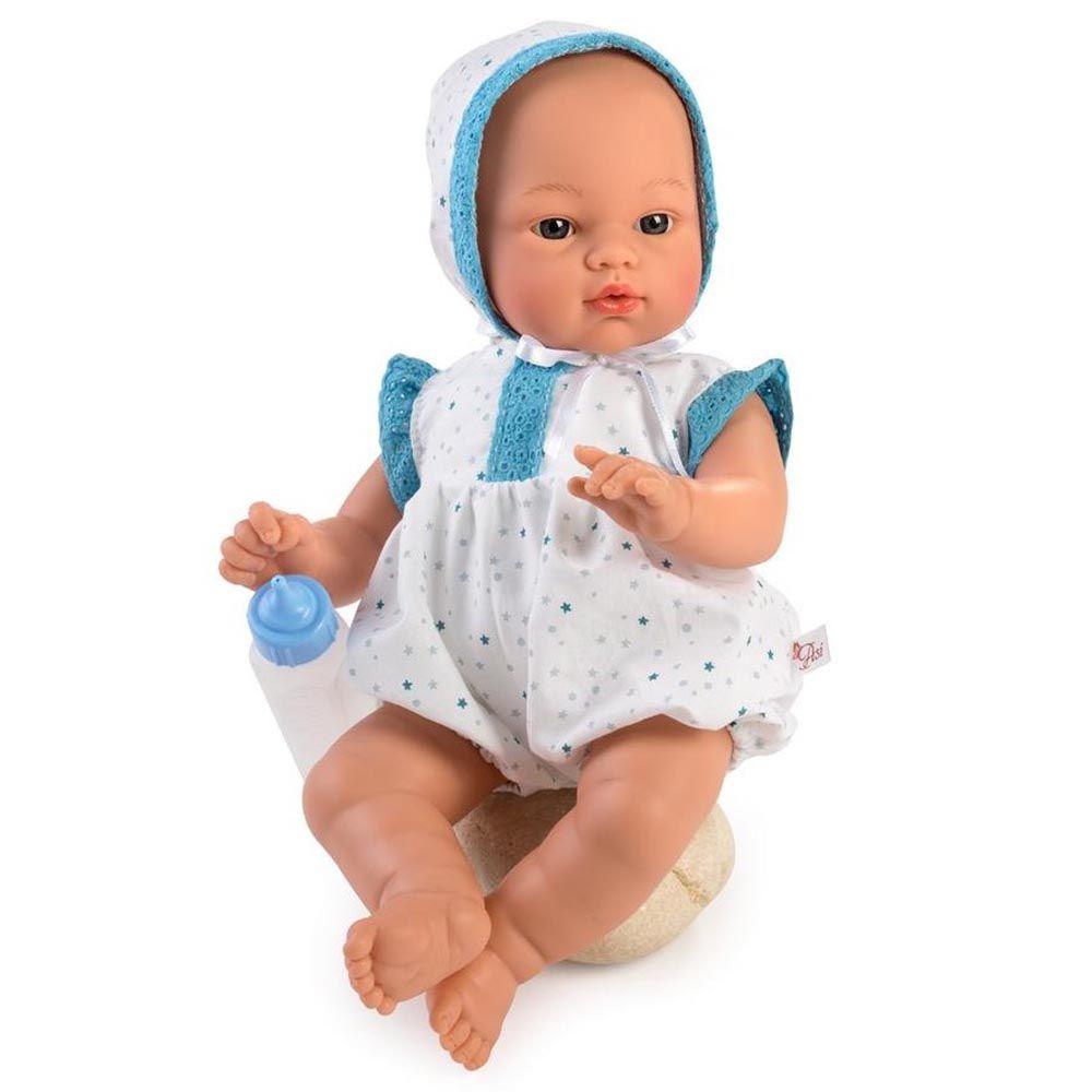 Asi Кукла бебе Коке с костюмче и шише-беламисторе