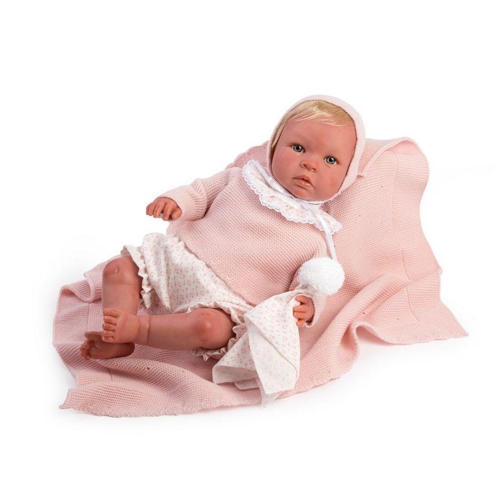 Asi кукла Бебе Вера -real reborn-bellamiestore