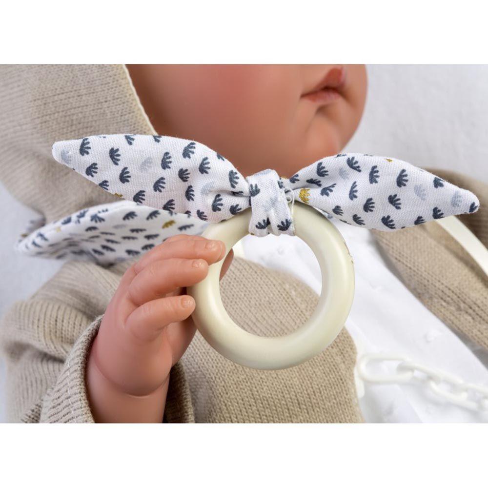 Бебе Дарио - ръчно изработена кукла от Asi-bellamiestore