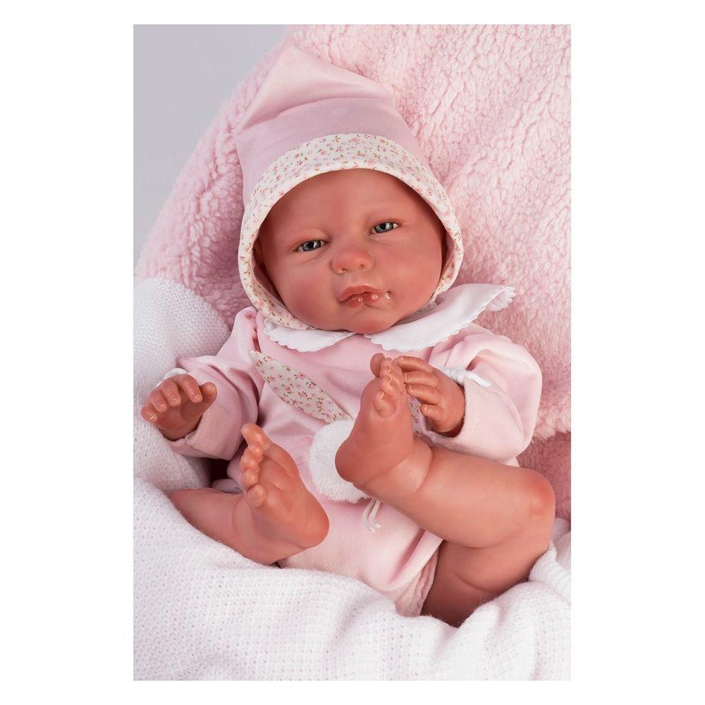 Бебе кукла Мануела - Asi real reborn серия-bellamiestore