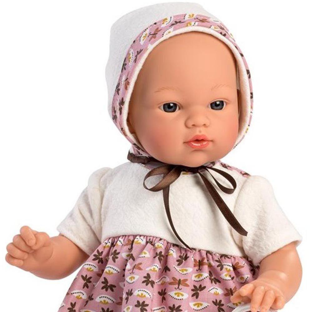 Детска кукла бебе Коке с терлички от Asi dolls-bellamiestore