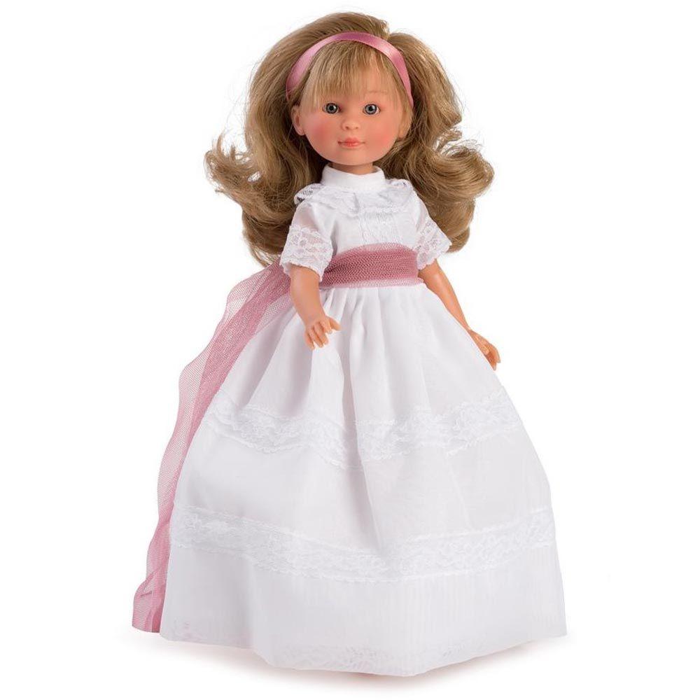 Детска кукла с бална рокля Силия от Asi Dolls-bellamiestore