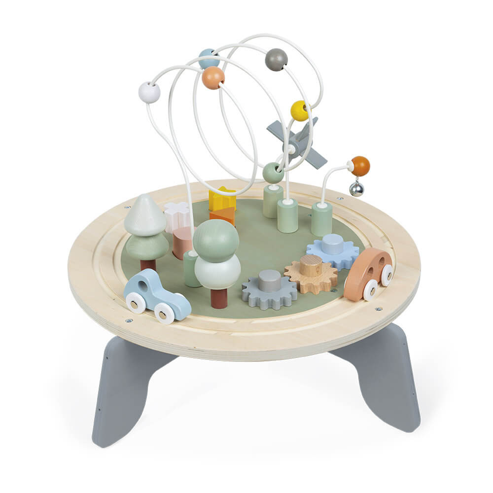 Janod активна маса за игра - Sweet Cocoon-bellamiestore