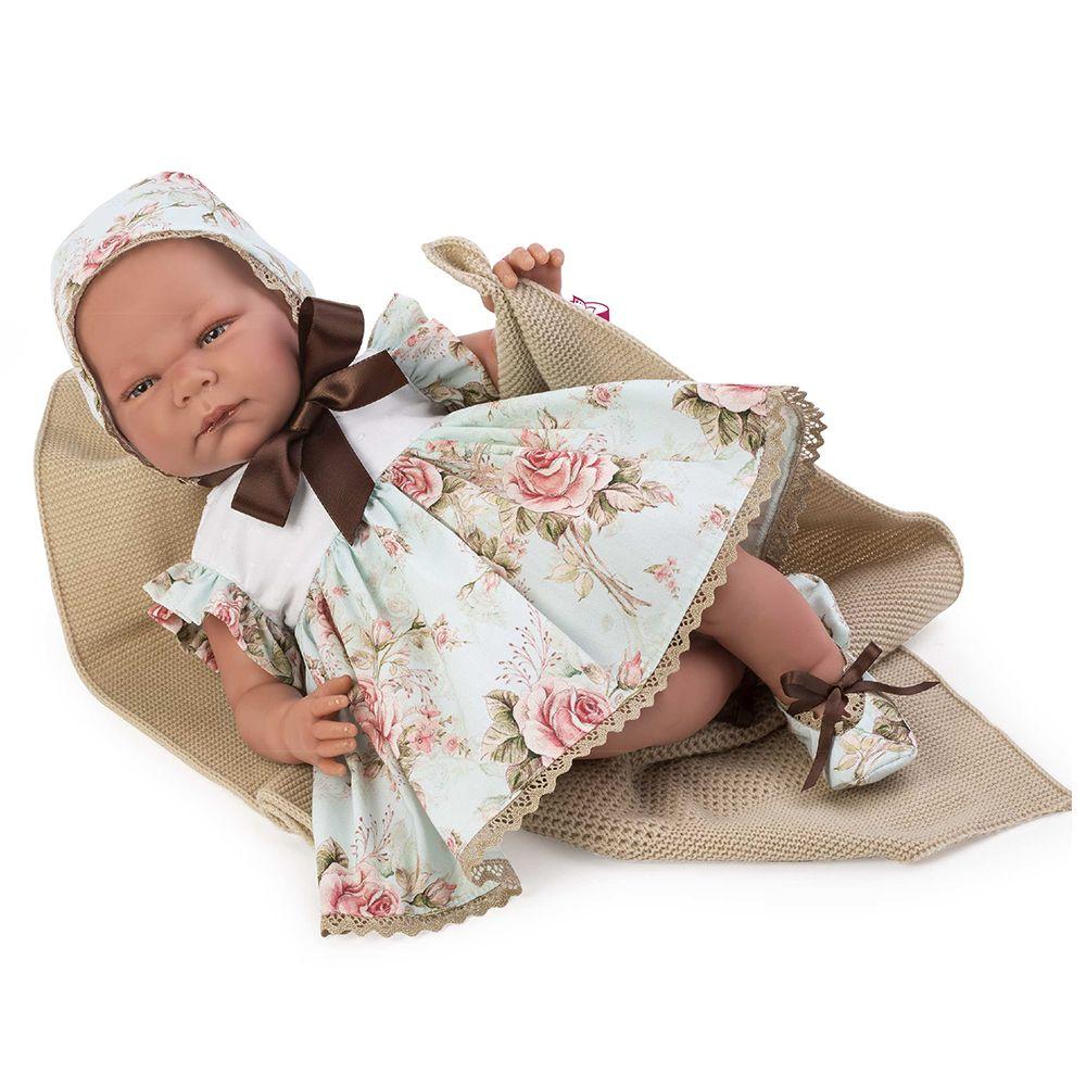 Красиво бебе Инес- лимитирани кукли Asi-bellamiestore