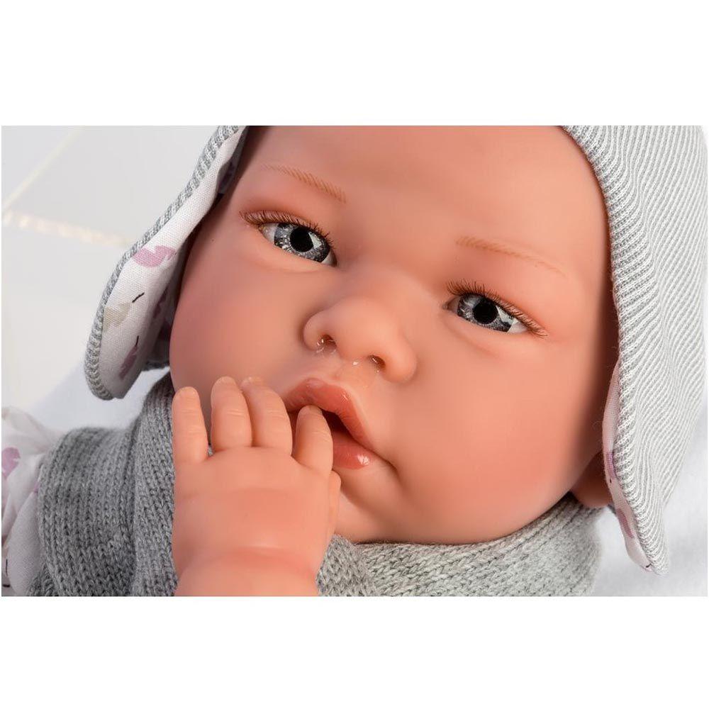 Кукла-бебе Ерика-лимитирана серия Asi-bellamiestore