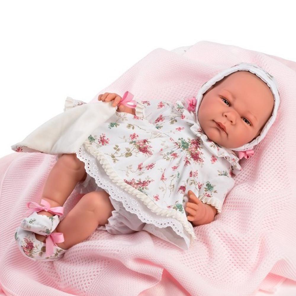 Сладко Бебе Оливия - детска кукла от Asi-bellamiestore