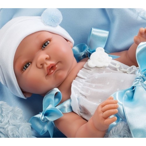 Сладко бебе Пабло - детска кукла от Asi -bellamiestore